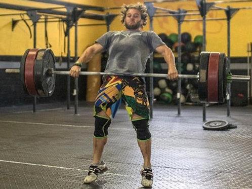 8 Week Olympic Lifting Program