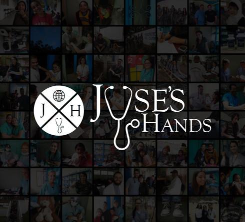 JOSE'S HANDS