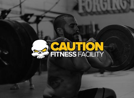 Caution Fitness Facility