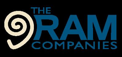 The RAM Companies Logo