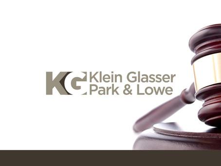 Klein Glasser Park & Lowe