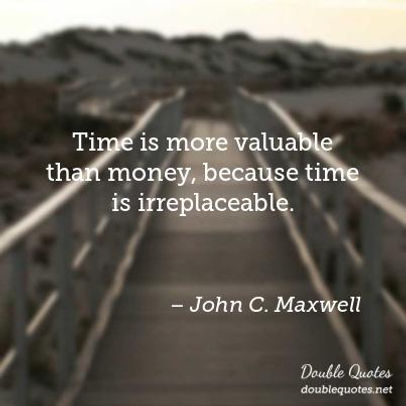 time-is-more-valuable-than-money-because