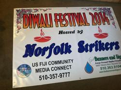 Facebook - 4x6 banner for Norfolk strikers