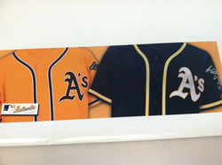 Facebook - Working on Oakland A's project
