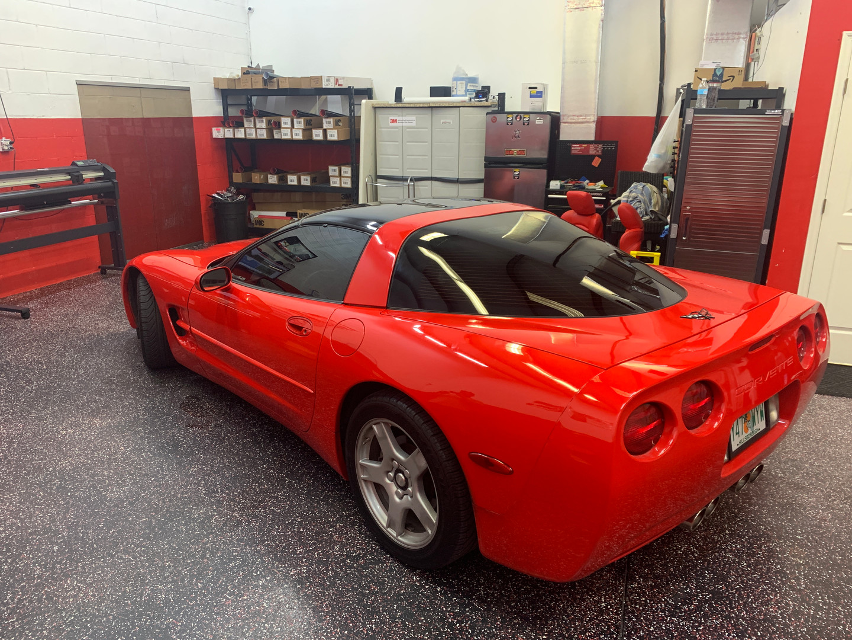 99 Corvette