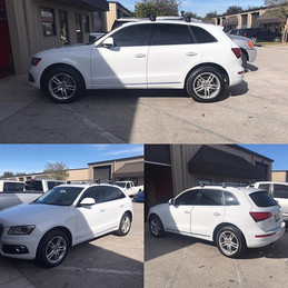 Audi Q5_20% All around it _#3mwindowfilm