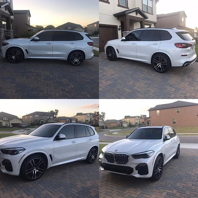 2019 BMW X5_20% Front windows to match t