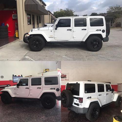 Jeep Wrangler _20% All around it _#3mwin