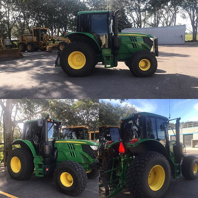We can tint tractor 🚜 _15% All around i