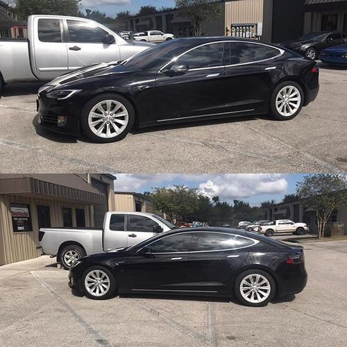 Tesla Model S_20% ceramic All around it