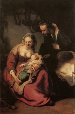 O menino Jesus de Rembrandt