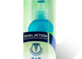 Tropiclean Dual Action Ear Cleaner For Pets