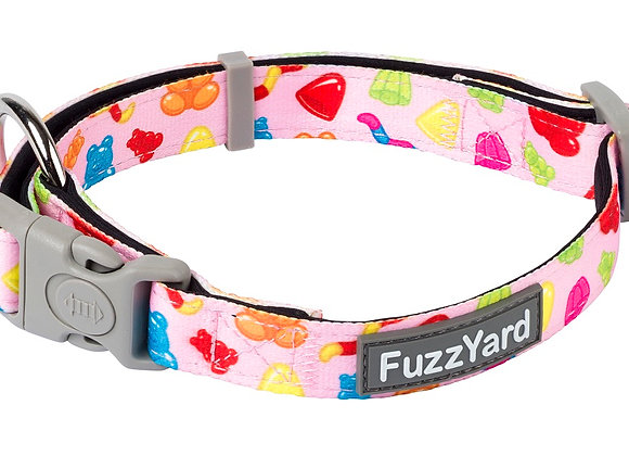 Fuzzyard Jelly Bears Collar