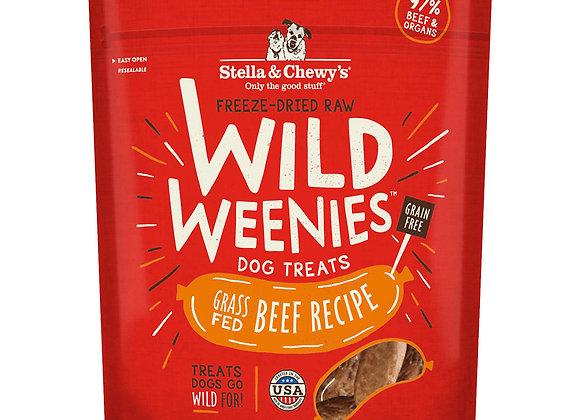 Stella & Chewy's Grass-Fed Beef Wild Weenies