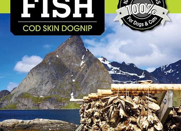 Just Fish Cod Skin Dognip