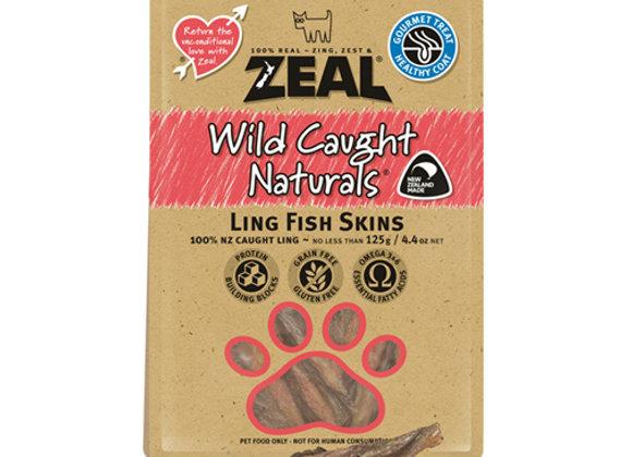 Zeal Ling Fish Skins