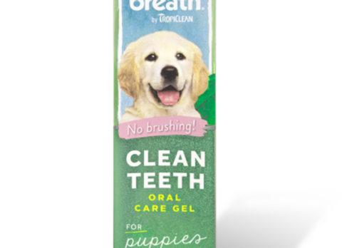 Tropiclean Puppy Clean Teeth Gel