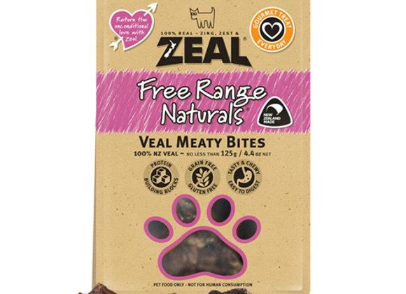 Zeal Veal Meaty Bites