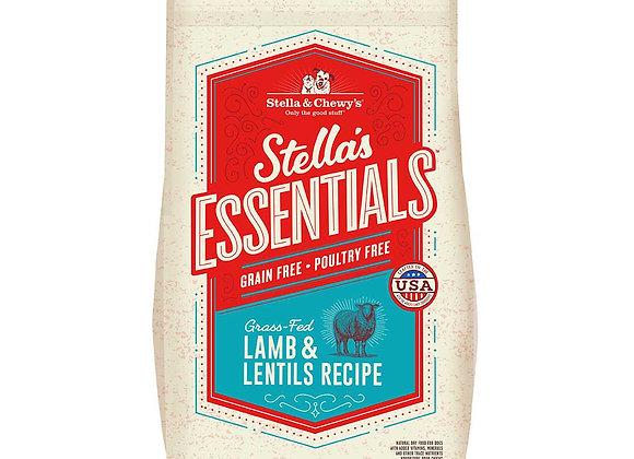 Stella & Chewy's Grain-Free Kibbles - Grass-Fed Lamb & Lentils