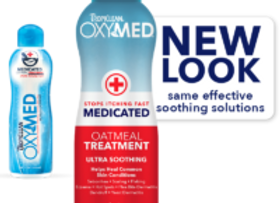 Tropiclean Oxymed Medicated Treatment Rinse