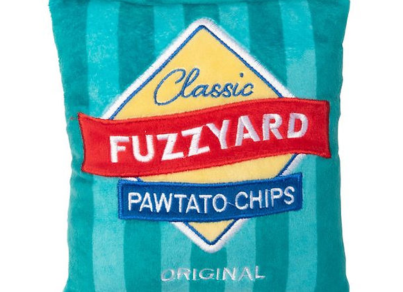 Fuzzyard Plush Toy - Pawtato Chips