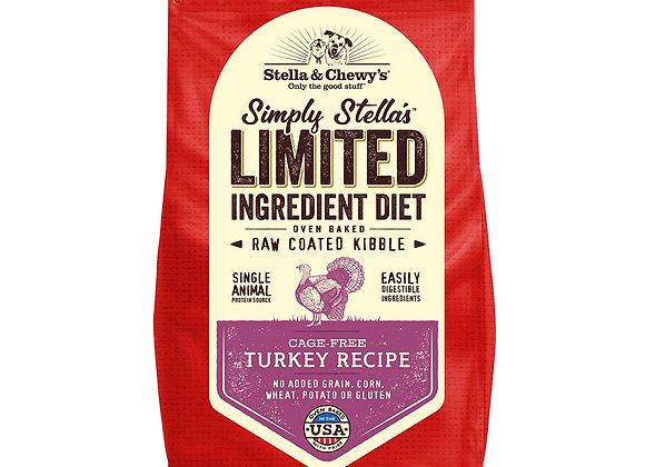 Stella & Chewy's Limited Ingredient Diet - Cage-Free Turkey