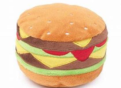 Fuzzyard Dog Toy - Hamburger