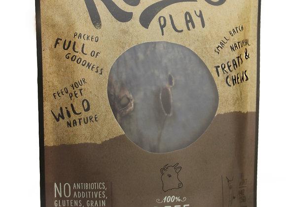 Roam's Beef Liver Dog Treats 125g