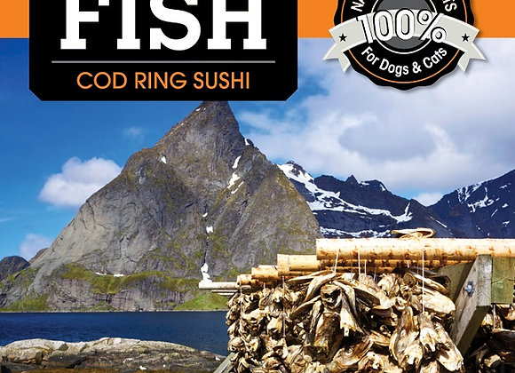 Just Fish Cod Ring Sushi