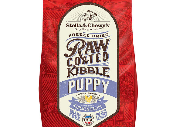 Stella & Chewy's Raw Coated Kibbles - Cage-Free Chicken (Puppy)