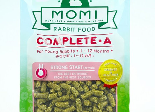 Momi Complete-A Young Rabbit Food