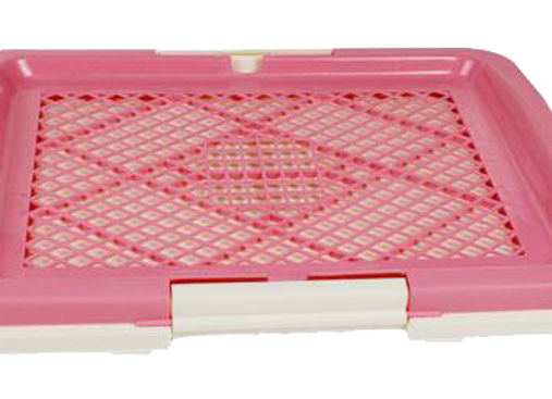Honeycare Pee Tray Pink For Dogs