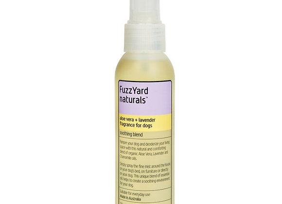 Fuzzyard Aromatherapy Mists - Aloe Vera + Lavender Soothing Spray