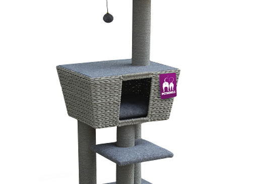 Petrebels Natural Eco Lovers Caribbean Sun 114 Cat Tree