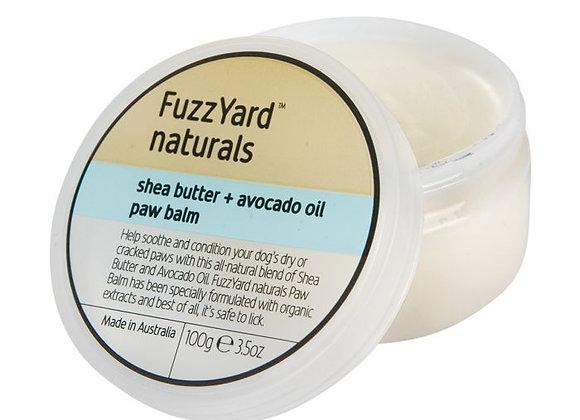 Fuzzyard Paw Balm - Shea Butter + Avacado Oil