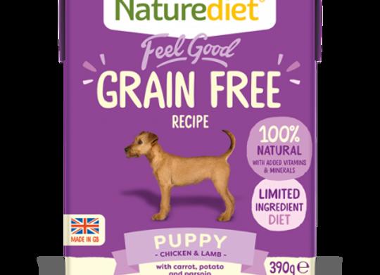Naturediet Feel Good Grain Free Dog Food - Puppy