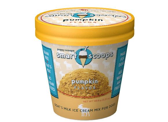 Smart Scoops Goat's Milk Ice Cream Mix - Pumpkin