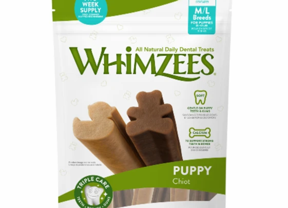 Whimzees Puppy Pack