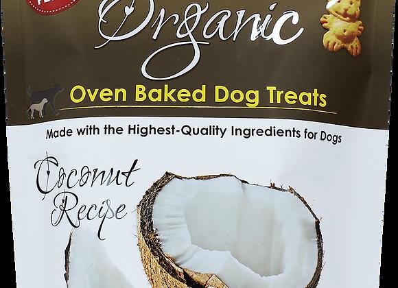 Grandma Lucy's Organic Oven Baked Coconut Dog Treats