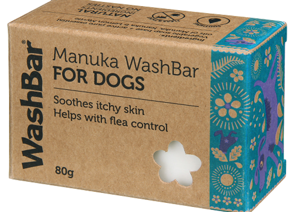Manuka WashBar for Dogs - 80g