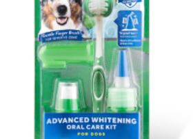 Tropiclean Advanced Whitening Oral Care Kit (With 3D Micro Guard)