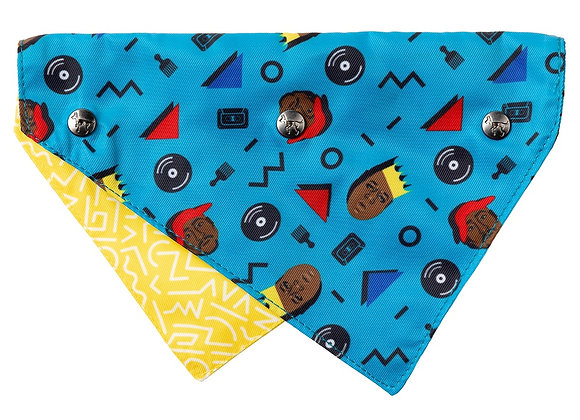 Fuzzyard Kings of Gold School Bandana