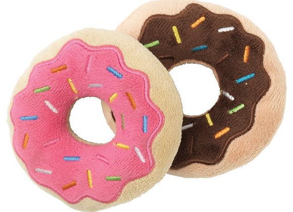 Fuzzyard Plush Toy - Donuts (Two Per Pack)