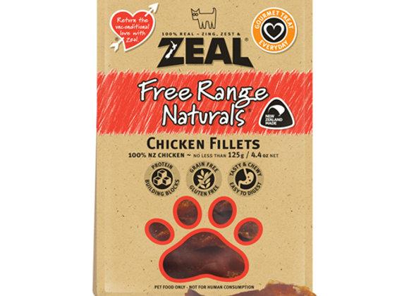 Zeal Free Range Chicken Fillets