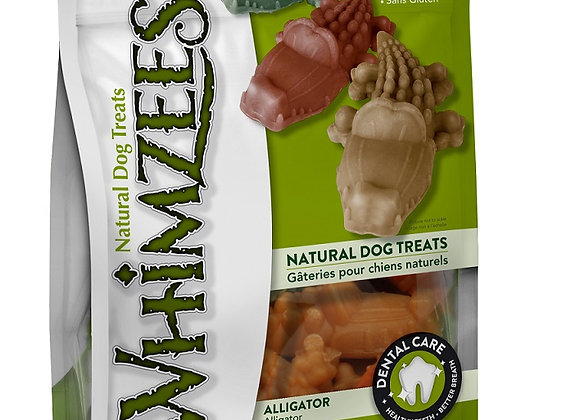 Whimzees Value Bag - Alligator