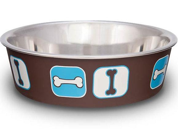 Loving Pets Bella Bowl Cosmopolitan Blue