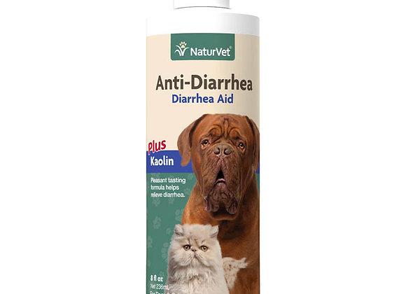 NaturVet Anti-Diarrhea Diarrhea Aid Plus Kaolin -236ml