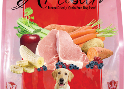 Grandma Lucy's Artisan Freeze Dried Pork Recipe Dog Food