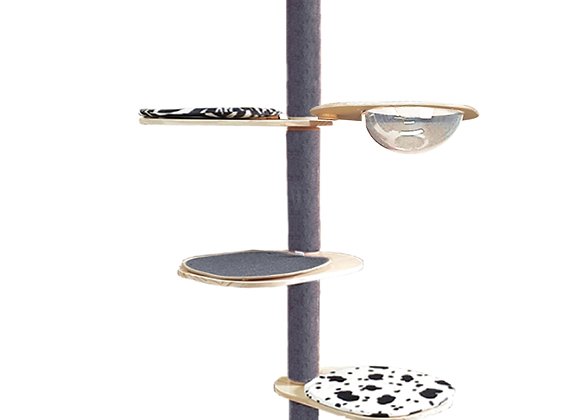 Luxypet Wooden Cat Pole