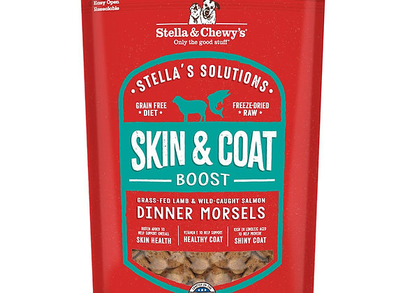Stella & Chewy's Skin & Coat Boost Dinner Morsels
